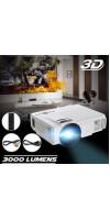 1080P Full HD 3D LED Projector