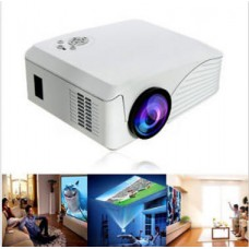 Portable 7000 Lumens HD 1080P 3D Multimedia Projector