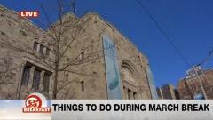 March break kicks off in GTA